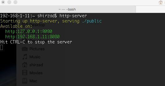 http-server